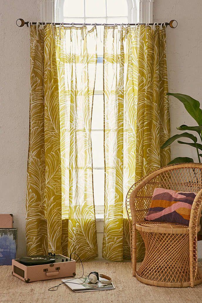Les 25 meilleures id es concernant rideaux du bow window for Bow window maison