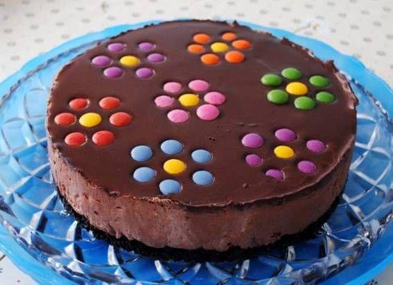 Môj sladký život v Koláčikove: Jednoduchý nepečený čokoládový čískejk
