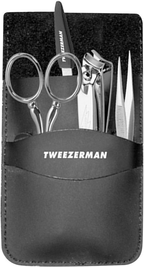 Tweezerman Essential Grooming Kit