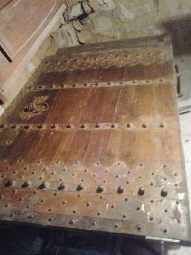 Porton De Madera De Segunda Mano En Malaga Wallapop Puertas De Madera Maciza Puerta De Madera Madera