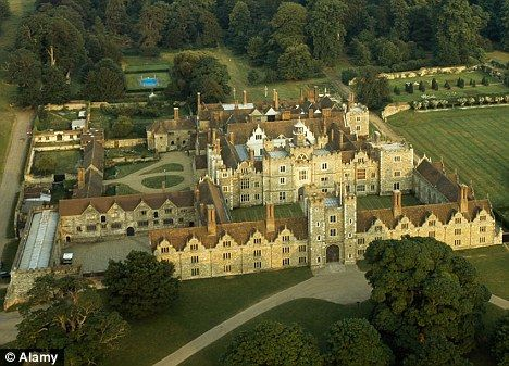 Knole house is set at the heart of the only remaining medieval deer park in Kent. Knole's fascinating links with Royalty make it one of the most intriguing houses in England. For more info visit www.nationaltrust.org.uk/knole