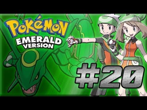 Pokemon Emerald Walkthrough Part 20.- To Lavaridge Town... oh yea and Gy...