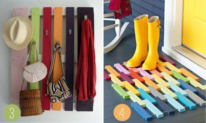 wood pallets ideas | Wood Pallet Ideas – Homivo