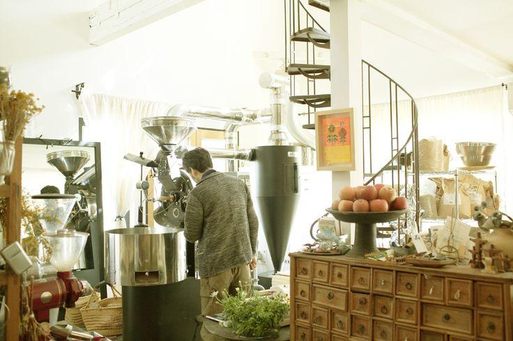 堀内 隆志さん 『コーヒーの香りと心地良い音楽に包まれた ヴィンテージ・シックな一軒家ライフ 』 / INTERVIEWS / LIFECYCLING -IDEE-