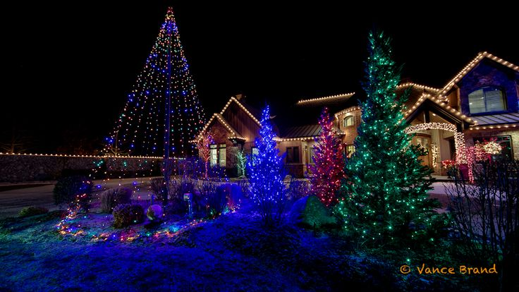 Christmas Lights Santa Clarita