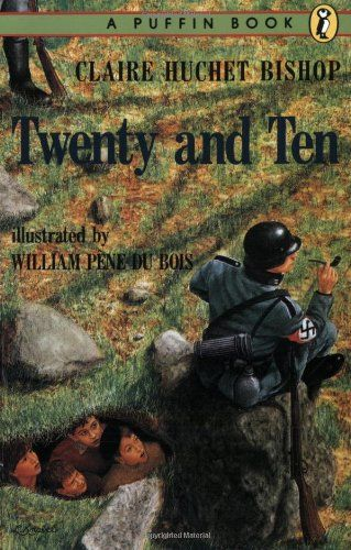 Twenty and Ten by Claire Huchet Bishop  Book Level: 4.0/630L AR Points: 2.0 80 pages $6.99