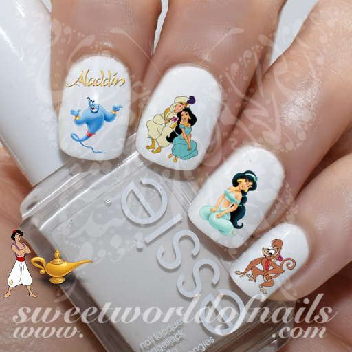 Princess Jasmine Nails: 1000+ Ideas About Genie Lamp On Pinterest