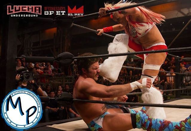 Here's the Pro Wrestling Zone covering @luchaunderground on @YouTube! The cover features @thetayavalkyrie and @joeyryan . . http://www.youtube.com/tigerhite . . . #prowrestling #wrestling #professionalwrestling #indiewrestling #mma #fight #mixedmartialarts #fighting #youtube #youtuber #content #contentcreator #luchaunderground #Taya #joeyryan #cuetocup #elreynetwork