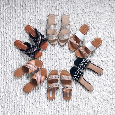dd45a47995 affordable summer sandals under $50! Best sandals for summer that wont  break the bank. By blogger Sarah Lindner of The House of Sequins.