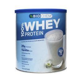 Shop BioChem Vanilla Whey Protein Isolate Powder at wholesale price only at ThriveMarket.com