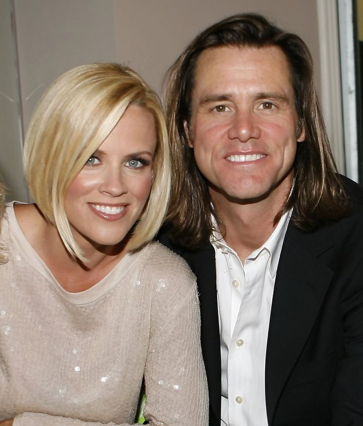 Jenny McCarthy and Jim Carrey Photos Photos - Actress Jenny McCarthy and actor Jim Carrey attend the launch party for Chip and Pepper's C7P denim line at the Sunset Tower Hotel on July 11, 2007 in Los Angeles, California. - FILE PHOTOS: Jim Carrey Splits With Jenny McCarthy