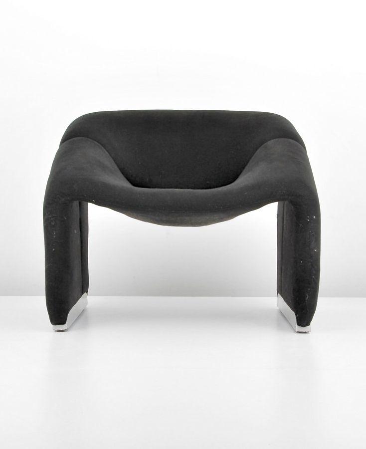 Pierre Paulin; Lounge Chair for Artifort, 1960s.