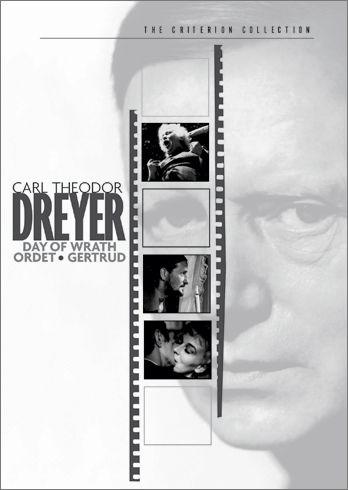 Carl Theodor Dreyer Box Set / HU DVD 387-390 / http://catalog.wrlc.org/cgi-bin/Pwebrecon.cgi?BBID=4037792