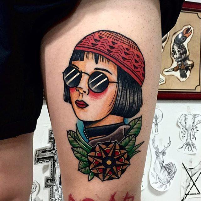 neotraditional tattoo quero tattoo pinterest tatuajes ideas de tatuajes y le n. Black Bedroom Furniture Sets. Home Design Ideas