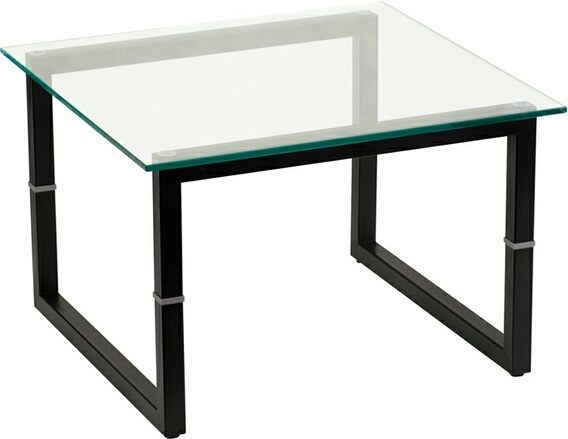 Office table glass