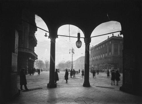 Kollectium - Gabinio Mario 1927. Piazza Solferino - Fondazione Torino Musei