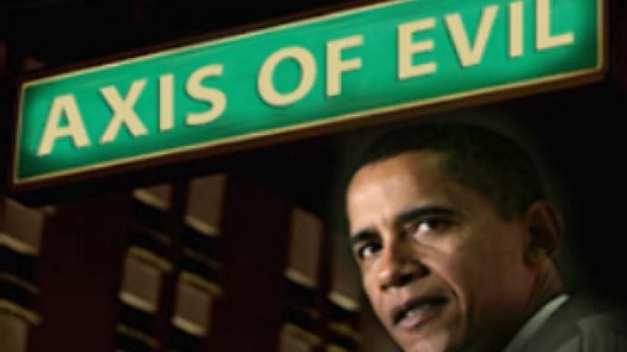 The Third Member of the New Axis of Evil - Minutemen News