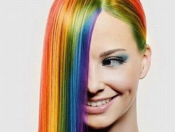 non permanent hair color 1