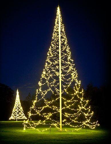 rboles navidad con luces led integradas digebiscom decor jardin