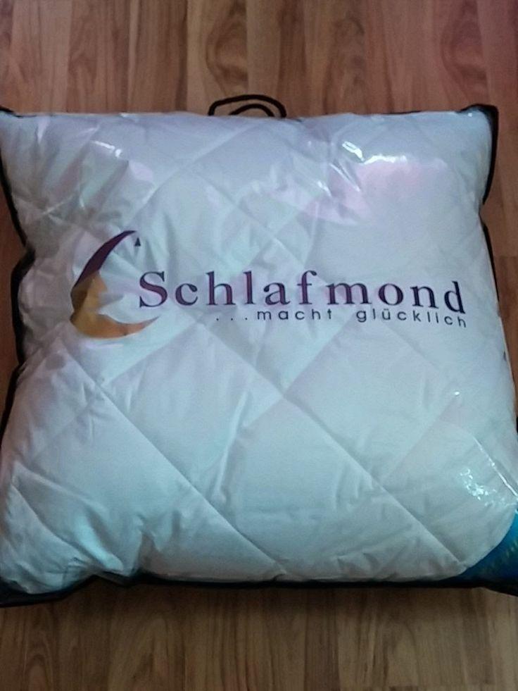 Produkttests und mehr: Schlafmond Medicus Clean Kissen 80x80 cm | Kochfes...