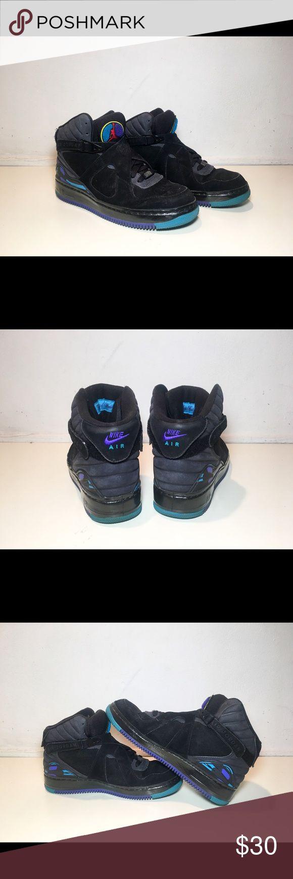 Air Jordan 8 Aqua Fusion - Men 8.5 Worn very few times. No major damage very clean shoes 100% Authentic Jordan Shoes Athletic Shoes