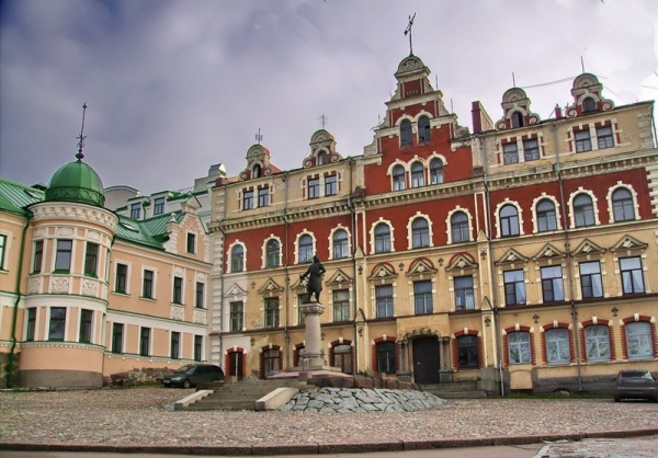Sights and Attractions in Vyborg
