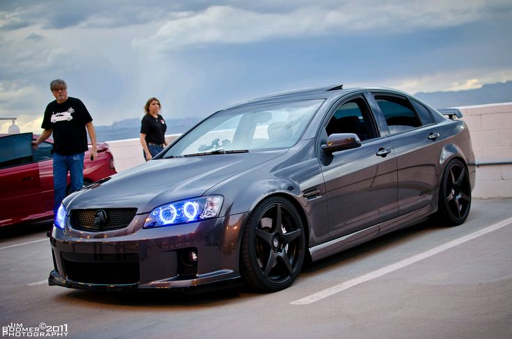 Holden Commodore SS-V