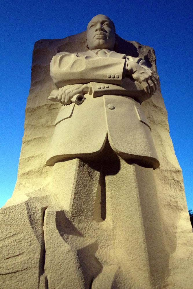 Make Sure You Take A Trip The New Mlk Memorial He S A Morehouse