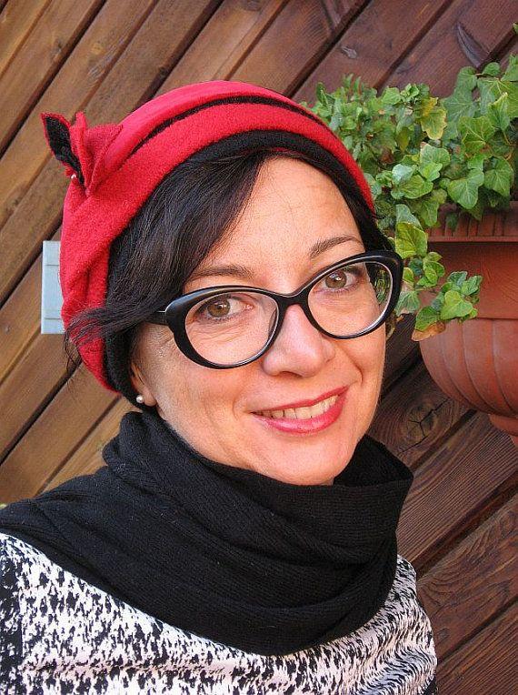fascia capelli turbante cappello invernale women di Janecolori