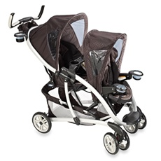 Graco 174 Quattro Tour Duo Stroller Flint Buybuy Baby