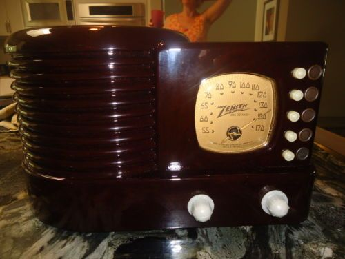 1937 General Electric Floor Radio General Electric Ge