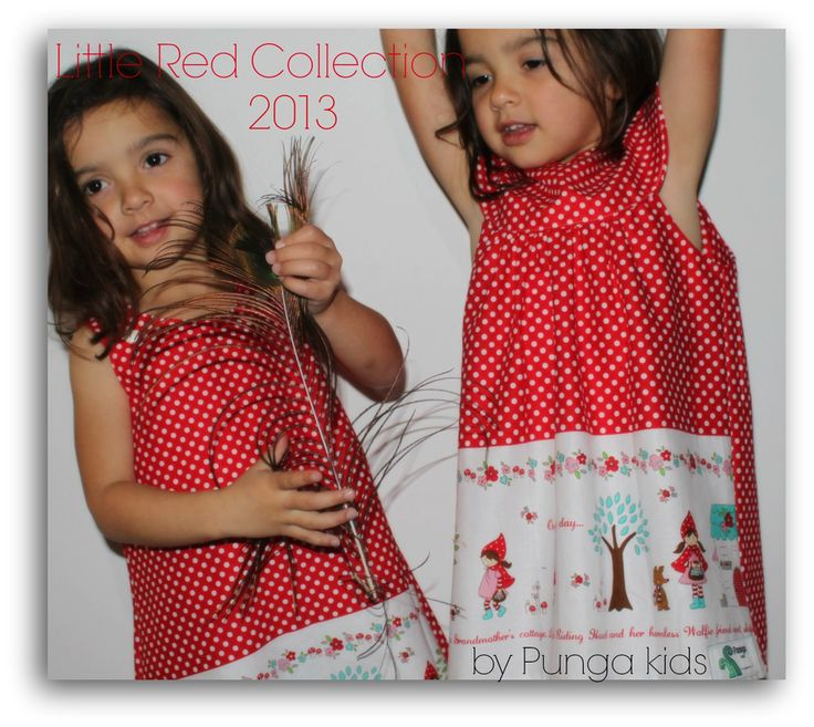 Punga kids - Home Little red riding limited edition collection for coming spring 2013