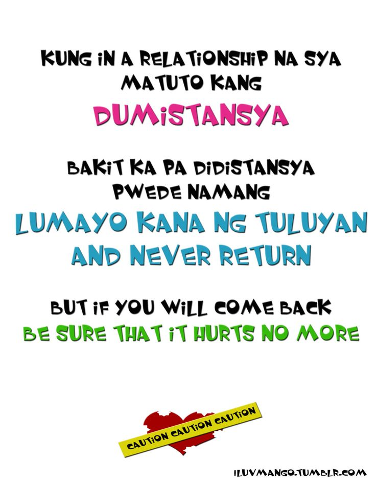 Bitter Quotes About Love Tagalog: 25 Best Images About Tagalog Hugot On Pinterest