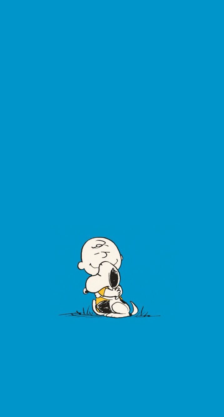 Snoopy wallpaper.