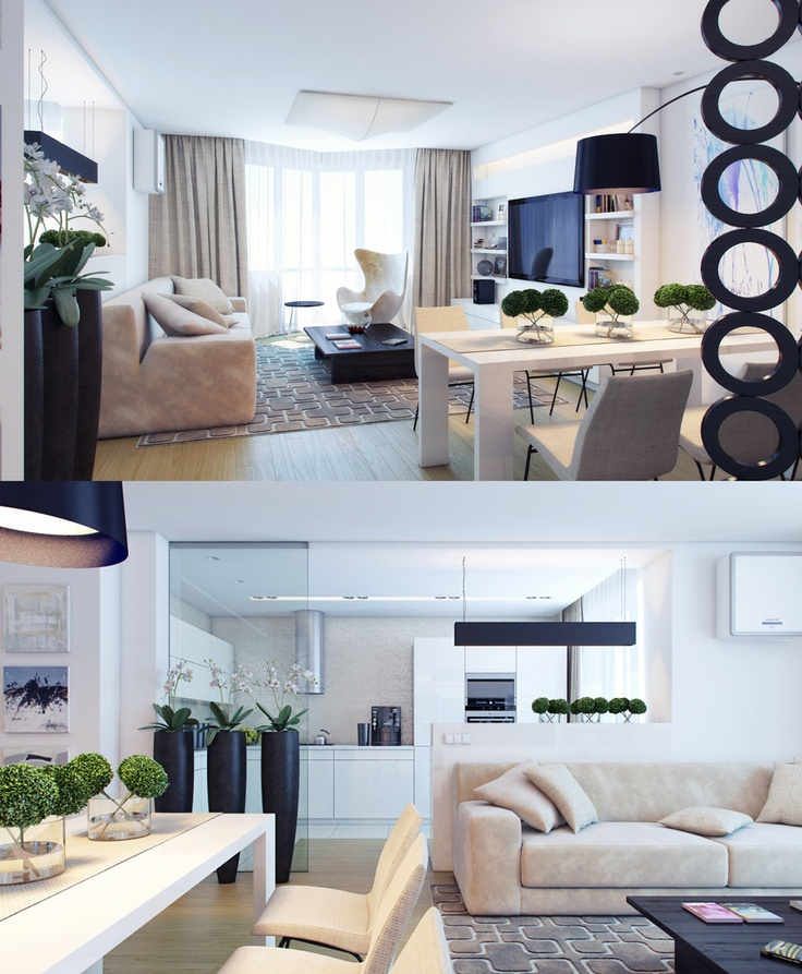 I AM SO LOVING THE KELLY HOPPIN INSPIRED INTERIOR....credits to the cg artist :)