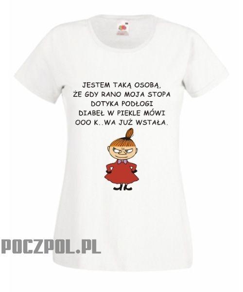 Jestem taką osobą... - mała mi - Poczpol.pl