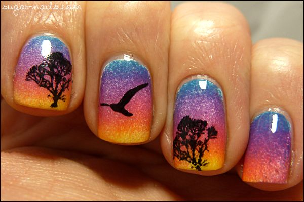 i would spend some $ for my nails to look like this