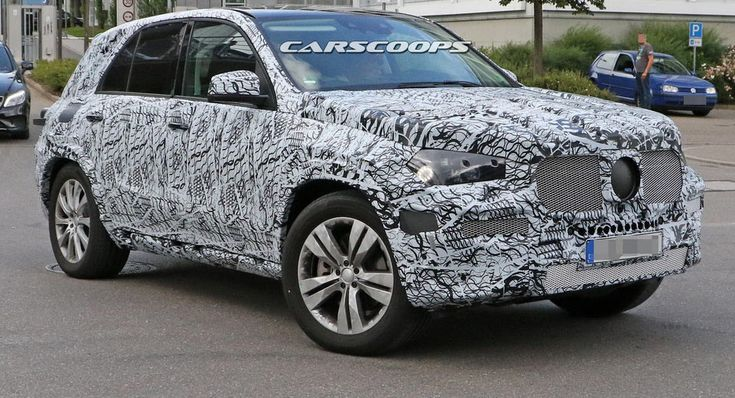 Mercedes 2019 Gle >> All-New 2019 Mercedes GLE To Bring The Heat On Audi Q7, BMW X5 | Auto Loans | Pinterest