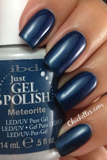 IBD Meteorite Soak Off Gel Polish Swatch