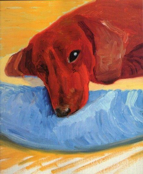 David Hockney, unknown