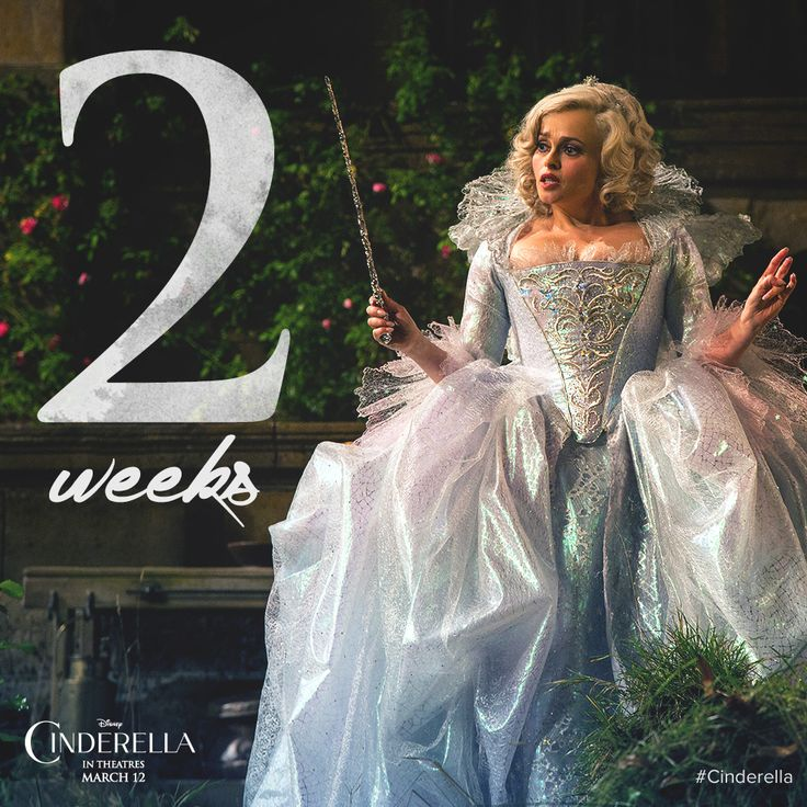 """""""For you shall go to the ball"""" in just 2 weeks! Disney's Cinderella opens MARCH 12 in Philippine theatres and IMAX!"""
