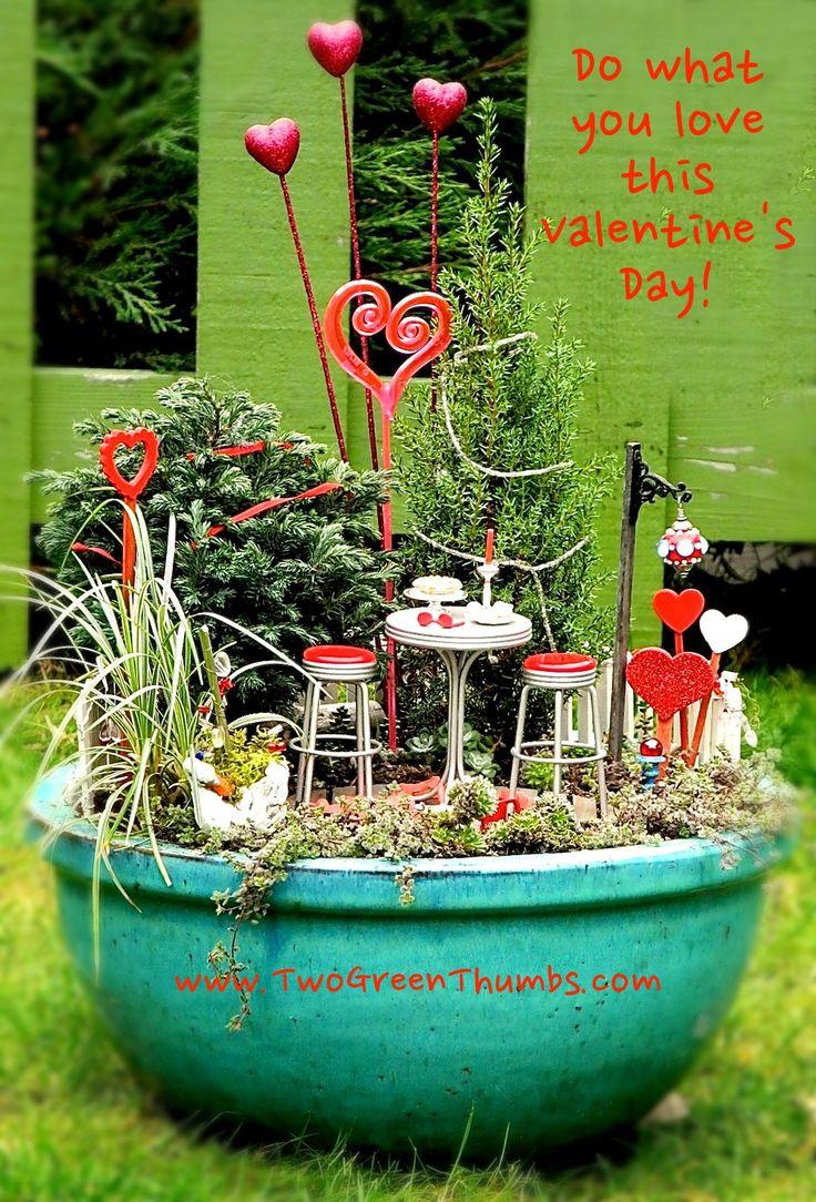 139 best Fabulous Fairy Gardens images on Pinterest | Fairies garden ...