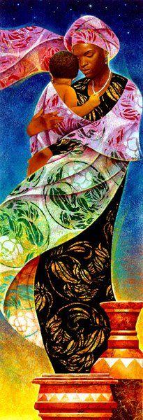 : Keith Mallett 1948 | American painter | African American art