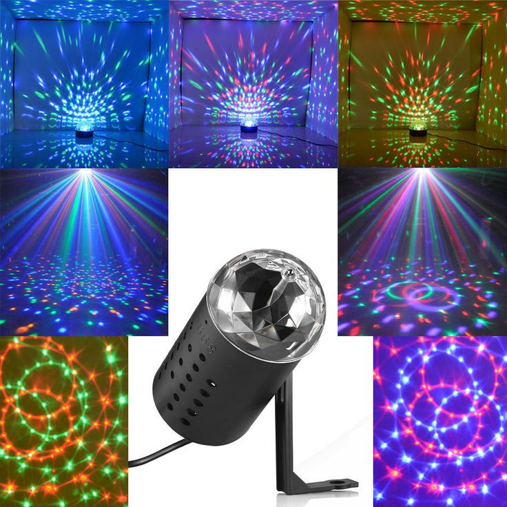 Mini Projector DJ Disco Light Stage R&G Party Laser Lighting Show Plug Black #1topmall