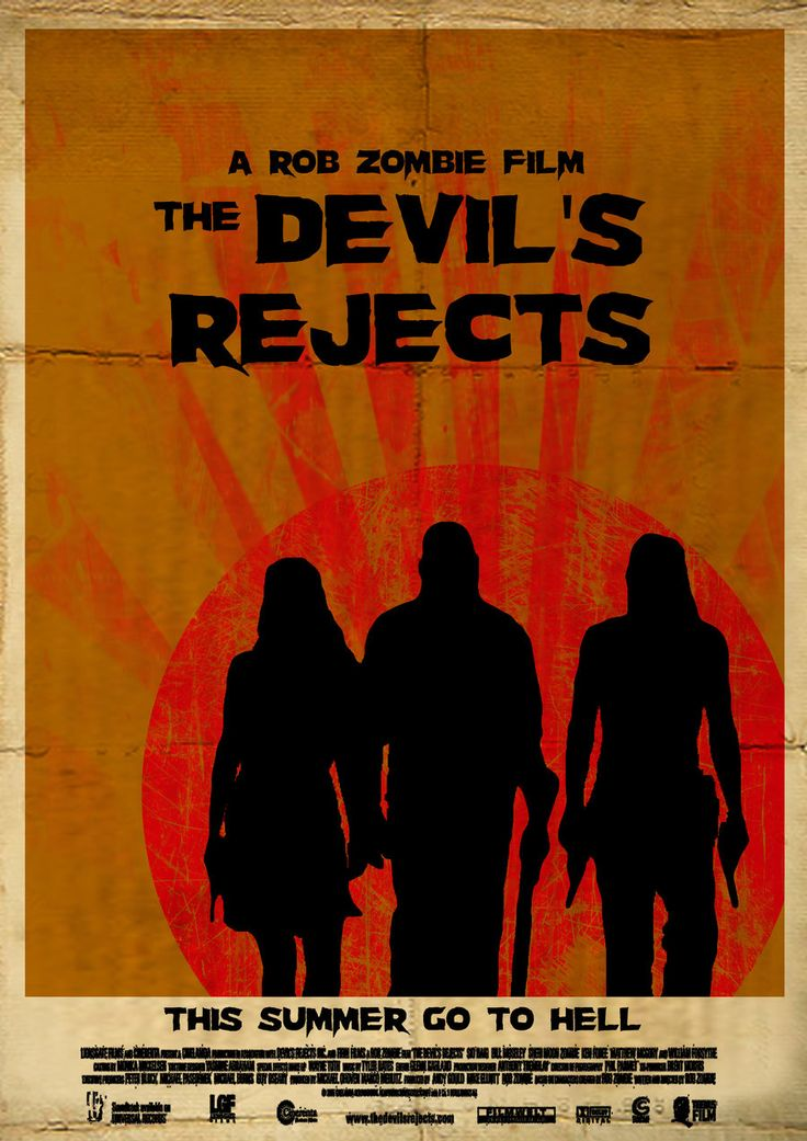 The Devil's Rejects (2005) directed by Rob Zombie