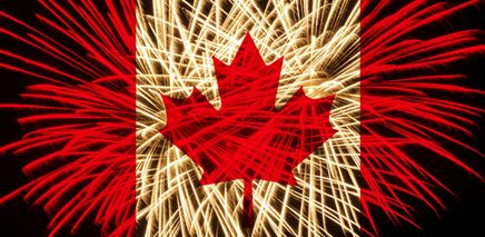 The bestfamily-friendly spots for fireworks in toronto on Canada Day