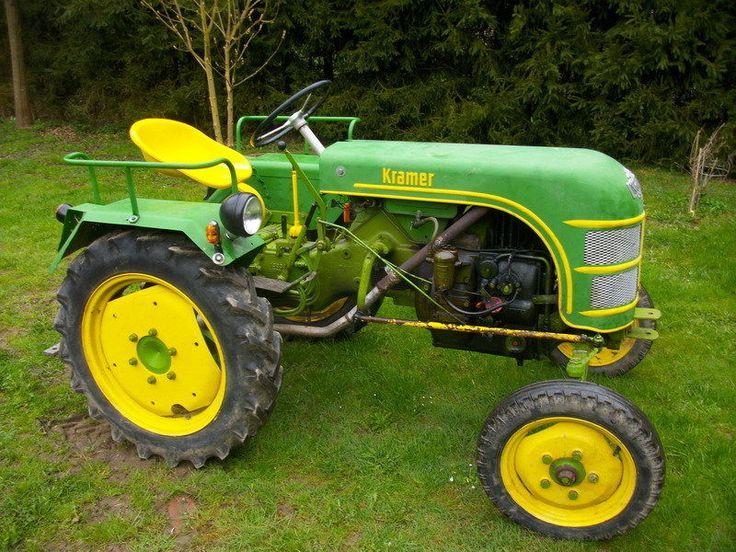 Kramer Traktor KL 11