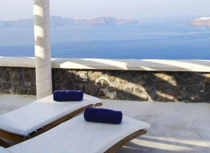 Enjoy relaxing moments here... @ Rocabella deluxe suites & spa Santorini !!!
