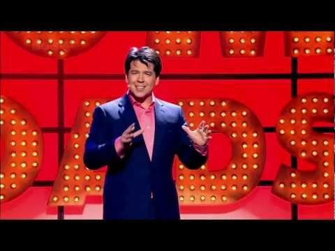 Michael Mcintyre - Yorkshire accent - YouTube  Very funny to me after all our years there  :-)