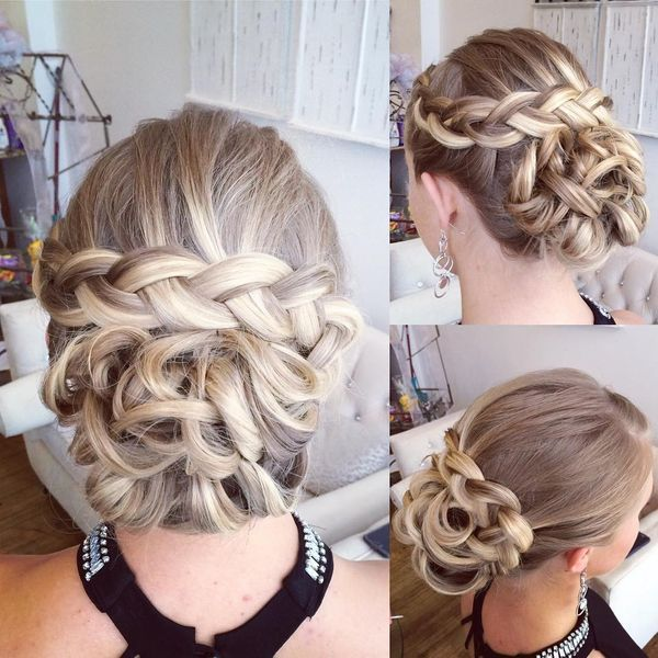 60 Prom Updos Ideas For Long Hair Checopie In 2020 Long Hair Styles Prom Hairstyles Updos For Long Hair Long Hair Updo